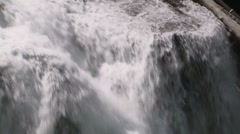 Lower Lewis Falls 03 - stock footage