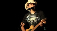 Stock Video Footage of Country Singer Brad Paisley