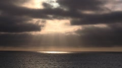 Heavenly Sky, God Sky Stock Footage