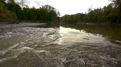Mountain river 8 Stock Footage