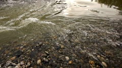 Mountain river 9 Stock Footage