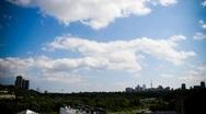 Toronto Don Valley Time-Lapse Stock Footage