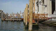 View of Venice Stock Footage