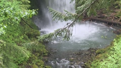 Miller Falls 02 - stock footage
