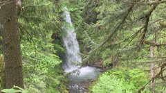Miller Falls 01 - stock footage