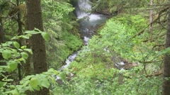 Miller Falls 03 - stock footage