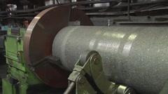 Machine tool Stock Footage