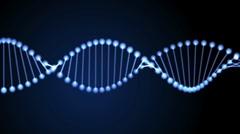 NDA molecule - stock footage