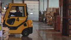 Logistics 05 - stock footage