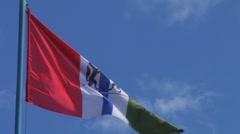 Flag Stock Footage