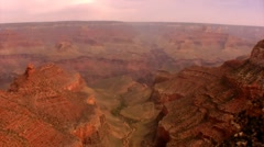 Grand Canyon HD1080 02 Timelapse South Rim Stock Footage