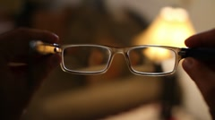 Seeing Clearly 2176 - stock footage