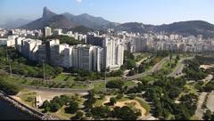 Stock Video Footage of Aerial Rio de Janeiro Brazil flight FULL HD 1080P