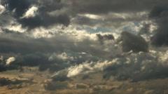 Timelapse Sky 01 - stock footage