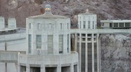 Stock Video Footage of The Hoover Dam