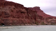 Colorado River at Lee's Ferry Stock Footage