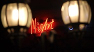 Lantern night Stock Footage