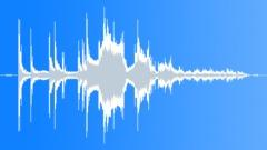 Big coin short fall - sound effect