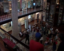 District Six Museum, Cape Town GFSD Stock Footage