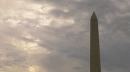 Stock Video Footage of Washington Memorial