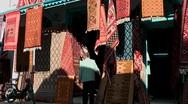 Kairouan - historic centre, Tunisia Stock Footage