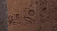 Stock Video Footage of Karnak temple - Luxor, Egypt