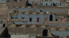 Nubian village Stock Footage