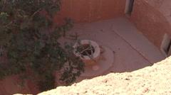 Cave dwelling - Matmata Stock Footage