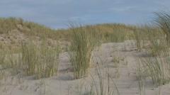 Dutch wadden islands Stock Footage