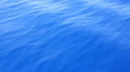 Blue water Stock Footage