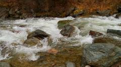 mountain stream 3 - stock footage