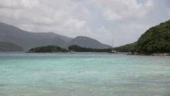 Waterlemon Cay Stock Footage