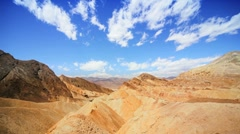 Arid Canyons of Death Valley Stock Footage