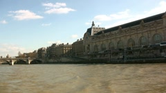 Orsay Museum Stock Footage