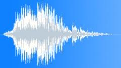 ShortWhooshImpact - sound effect