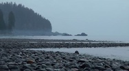 Stock Video Footage of Juan De Fuca Marine Trail