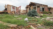 Stock Video Footage of Joplin Tornado Damage