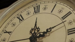 HD - Old Watch Stock Footage