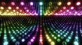 LED Light Space W1LB2 HD Footage