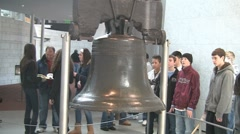Liberty Bell Stock Footage
