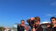 Photographers Stock Footage