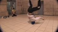 Break-dance France (1.1.a) Stock Footage