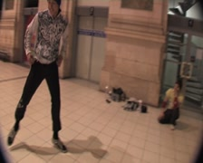 Stock Video Footage of break-dance France (3.1.a)