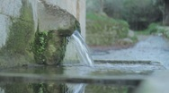 Water well Stock Footage