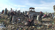Stock Video Footage of CAMBODIA-GARBAGE DUMP 86
