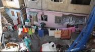 Everyday life in Favela Rocinha, Rio de Janeiro, Brazil FULL HD 1080P Stock Footage