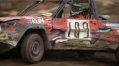 Race close Stock Footage