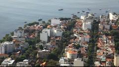 Praia de Urca in Rio de Janeiro Brazil FULL HD 1080P Stock Footage