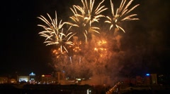 Fireworks 6 Stock Footage