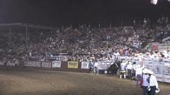 Pro rodeo bull ride 2 Arkistovideo